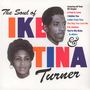 Ike & Tina Turner - The Soul Of Ike & Tina