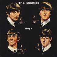 Beatles, The - Boys Black Vinyl Edition