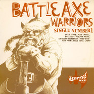 V.A. - Battle Axe Warriors Single Number 1