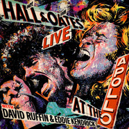 Daryl Hall & John Oates With David Ruffin & Eddie Kendricks - Live At The Apollo