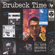 Dave Brubeck Quartet, The - Brubeck Time