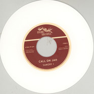 Samory I - Call On Jah White Vinyl Edition