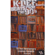 K-Def presents - Beats From The 90's Volume 1 - 10 Year Anniversary Edition