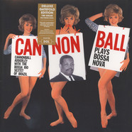 Cannonball Adderley & Sergio Mendes - Cannonball Plays Bossa Nova Gatefold Sleeve Edition
