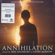 Ben Salisbury & Geoff Barrow - OST Annihilation Colored Vinyl Edition