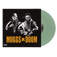 DJ Muggs x Doom - Death Wish HHV Coke Bottle Clear Vinyl Edition