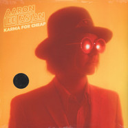 Aaron Lee Tasjan - Karma For Cheap Black Vinyl Edition