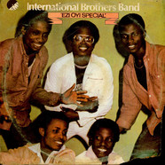Sir Steady Arobby & His International Brothers Dance Band Of Nigeria - Ezi Oyi Special