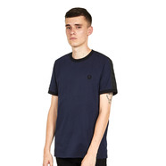 Fred Perry - Tonal Taped Ringer T-Shirt