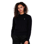 Fred Perry - Classic Crew Neck Jumper