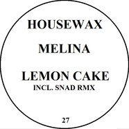 Melina - Lemon Cake