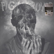 Pig Destroyer - Head Cage Swamp Green Vinyl Edition