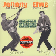 Johnny Hallyday / Elvis Presley - When We Were Kings
