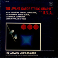 V.A. - The Avant Garde String Quartet In The USA
