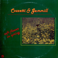 Cozzetti & Gemmill Quartet - Soft Flower In Spring