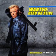 Joe Renzetti - OST Wanted: Dead or Alive Limited Blue White Marbled Vinyl Edition