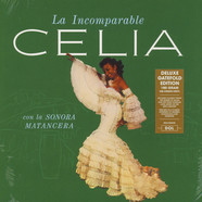 Celia Cruz Con La Sonora Matancera - La Incomparable Celia Gatefold Sleeve Edition