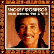 Smokey Robinson - Tell Me Tomorrow ~ Part I & Part II