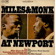 The Miles Davis Sextet & The Thelonious Monk Quartet - Miles & Monk At Newport