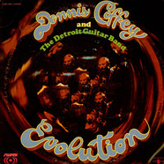 Dennis Coffey And The Detroit Guitar Band - Evolution