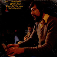 Don Thompson Ed Bickert - Dance To The Lady