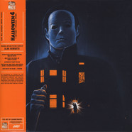 Alan Howarth - OST Halloween 4: The Return Of Michael Myers Orange Vinyl Edition