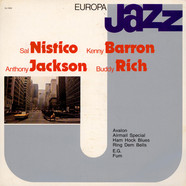 Sal Nistico / Kenny Barron / Anthony Jackson / Buddy Rich - Europa Jazz