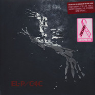 El-P - C4C (Cancer 4 Cure) Ten Bands One Cause Pink Vinyl Edition