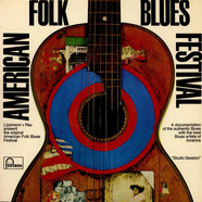 V.A. - American Folk Blues Festival