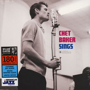 Chet Baker - Sings Gatefold Sleeve Edition