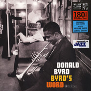 Donald Byrd - Byrd's Word Gatefold Sleeve Edition