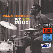 Max Roach - We Insist! Freedom Now Suite Gatefold Sleeve Edition