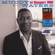 Muddy Waters - At Newport 1960 Gatefold Sleeve Edition