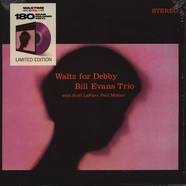Bill Evans Trio - Waltz For Debby -Transparent Blue Vinyl Edition