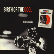 Miles Davis - Birth Of The Cool Transparent Red Vinyl Edition