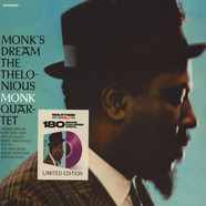Thelonious Monk Quartet - Monk's Dream Transparent Purple Vinyl Edition