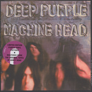 Deep Purple - Machine Head Purple Vinyl Edition