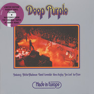 Deep Purple - Made In Europe Purple Vinyl Edition