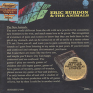 Eric Burden & The Animals - Winds Of Change