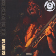 Kadavar - Live In Copenhagen Black Vinyl Edition