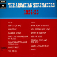 Arcadian Serenaders - The Arcadian Serenaders 1924-25