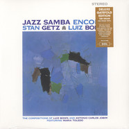 Stan Getz & Louiz Bonfa - Jazz Samba Encore! Gatefold Sleeve Edition
