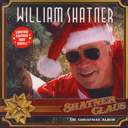 William Shatner - Shatner Claus - The Christmas Album Red Vinyl Edition