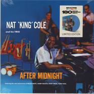 Nat King Cole - After Midnight Colored Vinyl Edition
