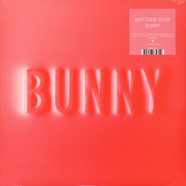 Matthew Dear - Bunny Black Vinyl Edition