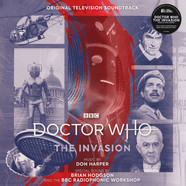 Don Harper - OST Doctor Who: The Invasion