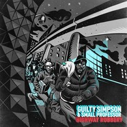 Guilty Simpson & Small Professor - Highway Robbery Black Vinyl Edition