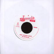 Alton Ellis  - Girl I've Got A Date / Blackmans Word
