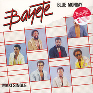 Bayete - Blue Monday / Open Your Heart (Vula)