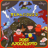 Tenacious D - OST Post Apocalypto Green Vinyl Edition